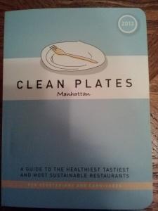 clean plates book