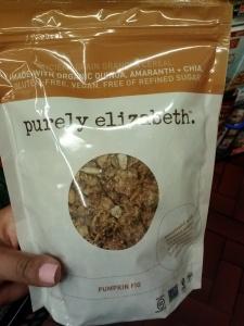 Purely Elizabeth Pumpkin Fig Granola