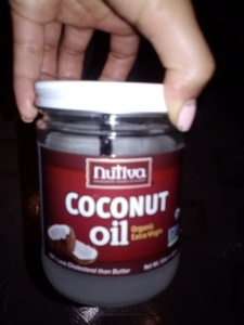Coconut Oil from Nutiva