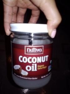 Coconut Oil from Nutiva