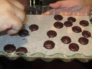 72% extra dark chocolate
