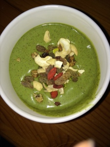 The Green Pumpkin Smoothie